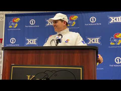 Les Miles after 38-10 loss to Kansas State