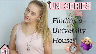 Finding a University House | UNI SERIES