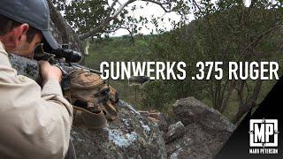 Mark's Gunwerks .375 Ruger