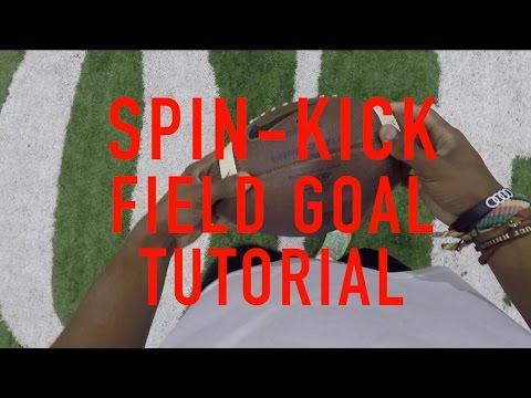 HOW TO DO A TRICK KICK