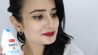 DOVE GENTLE EXFOLIATING NOURISHING BODY WASH    HONEST REVIEW & DEMO    SWATI BHAMBRA