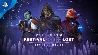 Destiny 2 – Festival of the Lost Trailer | PS4