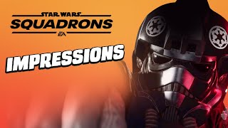 Star Wars: Squadrons - Single Player Impressions
