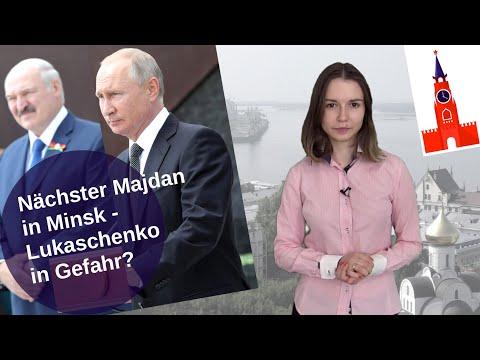 Nächster Majdan Minsk – Lukaschenko in Gefahr? [Video]