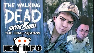 New Walking Dead Skybound Info & Expectations - Skybound CEO Answers Reddit