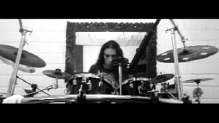 I Will Live Again - Arch Enemy Drum Rehearsal