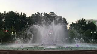 Ташкент, июль 2018