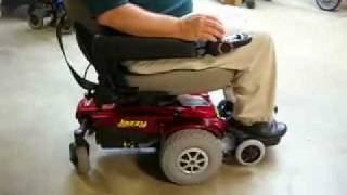 Jazzy Select Power Chair, Pride Mobility