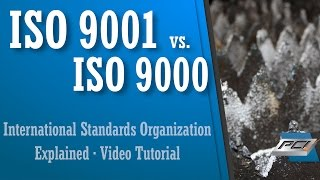 ISO 9001 and ISO 9000 – International Standards Organization 9001 and 9000 Process Approach, Certif
