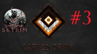 SKYRIM SE NEW MOD 2019 : Carved Brink Part 3 QUEST The Voice in the Head