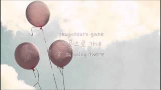 Somewhere the wind  is blowing  (바람이 불어오는 곳) - J Rabbit (Eng Sub|Han|Rom)