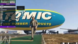 GTA 5 Mods #14 - Mod siêu xe và UFO trong GTA 5 (Menyoo PC)