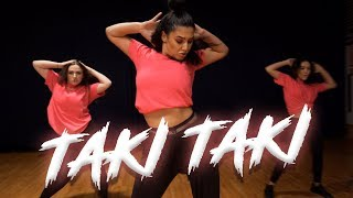 DJ Snake - Taki Taki ft. Selena Gomez, Ozuna, Cardi B (Dance Video) Choreography   MihranTV