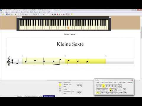 Video 17   Teil 2   Intervalle hören und singen
