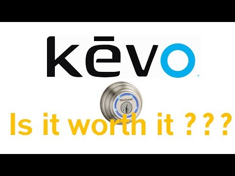 Kwikset Kevo Smart lock long term review (2nd Generation).