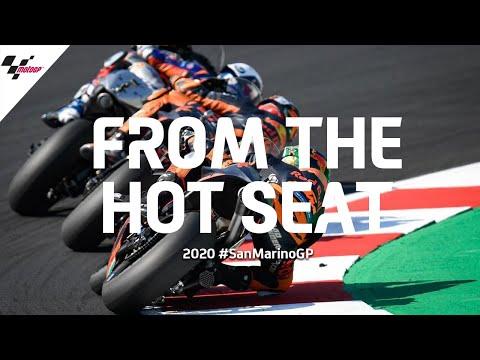 MotoGP サンマリノGP オンボード映像でみる大迫力のレースシーンを集めたダイジェスト映像