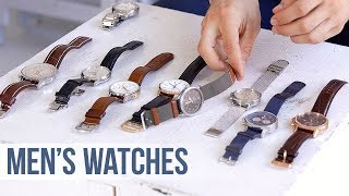 Mens Watches At Every Price Point | My Personal Watch Collection