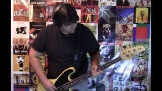 Titãs - Toda Cor (Cover Baixo/Bass com TABs)