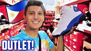 PHILIPPINES NIKE OUTLET! CHEAP AIR JORDANS! (Cebu Factory Store)