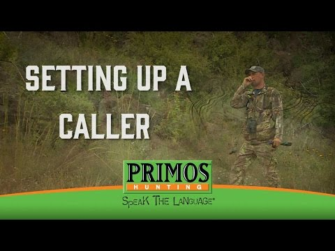 How to Set-up your Caller when Hunting Elk video thumbnail