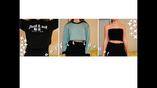 10 Cute + Simple Outfit Ideas Ideas With Black Leggings!