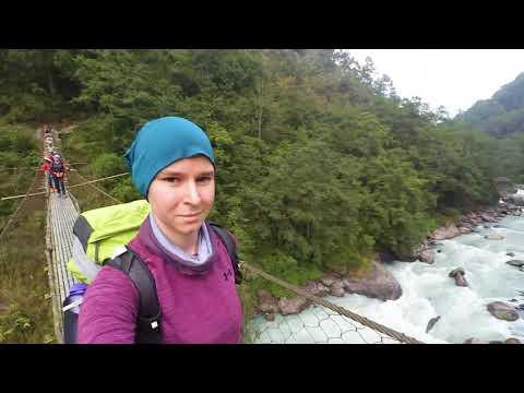 Фото видеогид Базовый лагерь Эвереста и озёра Гокио