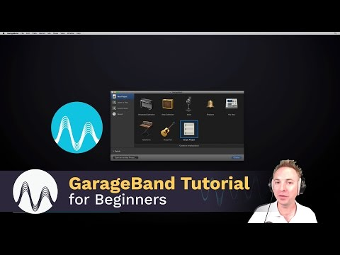 How to Use GarageBand on Mac