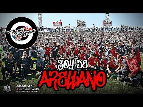 """""""SOY DE ARELLANO - GARRA BLANCA (VIDEO LYRIC)"""" Barra: Garra Blanca • Club: Colo-Colo • País: Chile"""