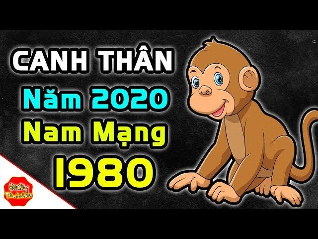Tử Vi Tuổi Canh Thân Nam Mạng Năm 2020, Sinh Năm 1980 Thuận Lợi Hay Trắc Trở