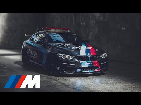 20 Years of BMW M MotoGP™ Safety Cars