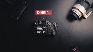 How I Set My CANON 70D up for GREATNESS