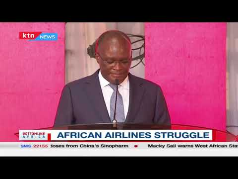 African airlines struggle: Despite economic pressures felt airlines, there was resolve for survival