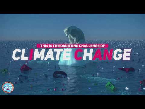Fight Climate Change Challenge!