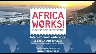 Africa Works! – Innovation in Finance