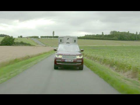 Land Rover's Transparent Trailer and Cargo Sense technologies