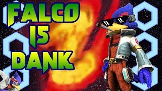 Falco Is Dank, Better Nerf - Super Smash Bros. For Wii U Montage