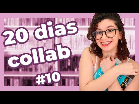 20 DIAS COLLAB #10: Agata do Canal @Ágata Folmer - Romanceira | Literarte