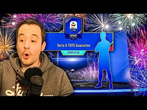 ONE OF MY HIGHEST RATED TOTS PACKED SO FAR!!! - FIFA 19 Ultimate Team Pack Opening