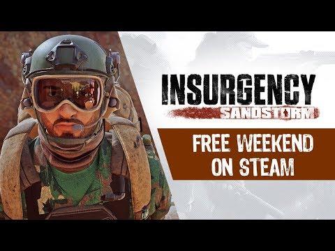 Insurgency: Sandstorm - Free Weekend On Steam