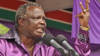 COTU Secretary General Francis Atwoli's message to Raila and Uhuru