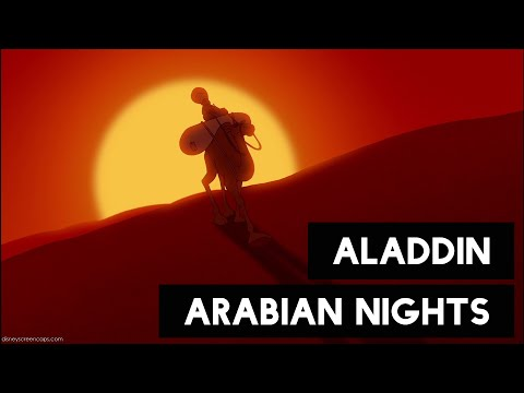 Música Arabian Nights