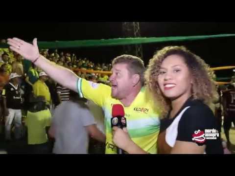 Torcida da SEP e Morde Assopra made in Piauí no jogo de acesso a série A do piauiense.
