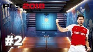 PES 2018  | YENİ RASTGELE SEÇİMLİ MAÇ MODU !!!