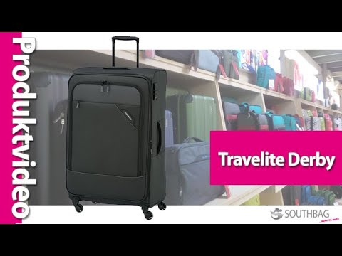Travelite Trolley Derby - Produktvideo