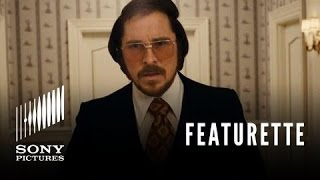Christian Bale Featurette - American Hustle