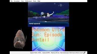 Pokemon Ultra Sun: Huntail Hunt