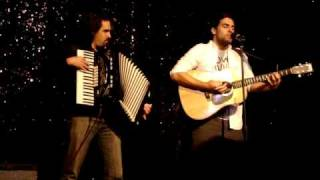 Bear And Brendan McCreary live   All Along the Watchtower