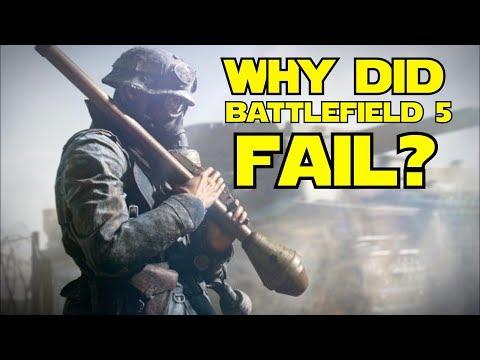 Why Did Battlefield V Fail?