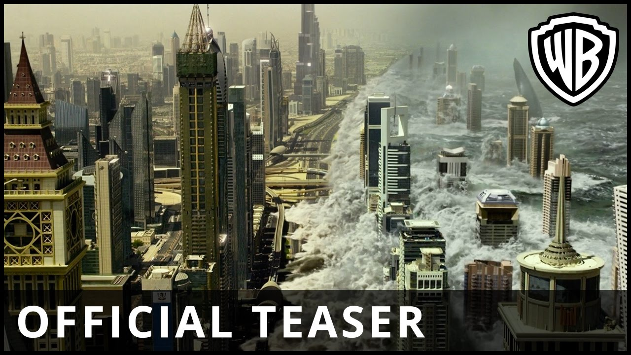 Trailer för Geostorm