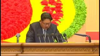 北朝鮮「金日成、金正日、金正恩3代の肉声比較」KCTV2017/05/28,2016/05/08日本語字幕付き
